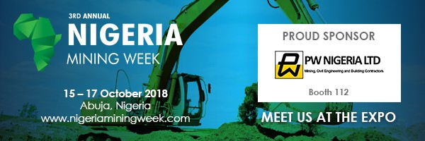 Nigeria Mining Week 2018 - PHOTO